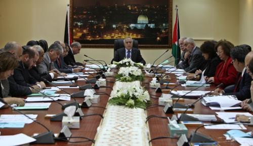 اجتماع مجلس الوزراء في جلسته رقم  64